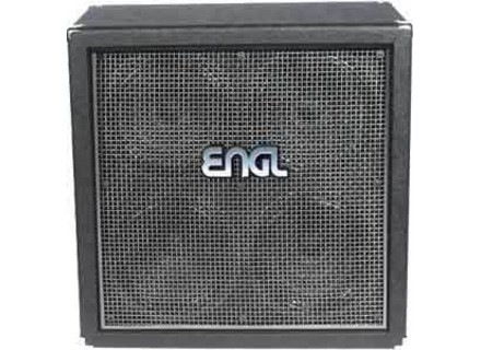 ENGL E412GG Pro Greenback Straight 4x12 Cabinet