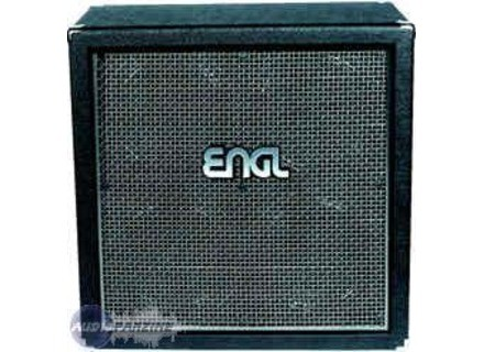 ENGL E412VG Pro Straight 4x12 Cabinet