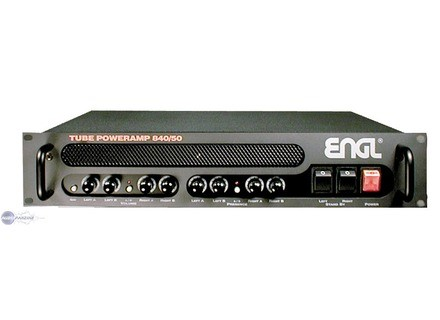 ENGL E840/50 Tube Poweramp