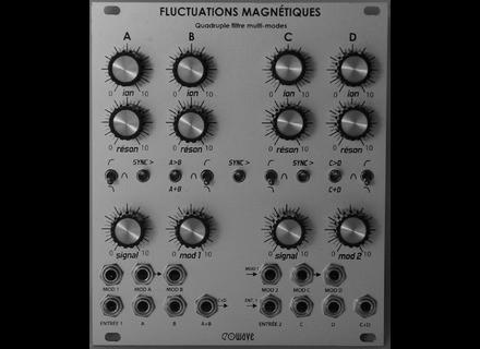Eowave Fluctuations Magnétiques