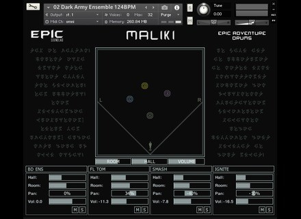Epic Soundlab Maliki