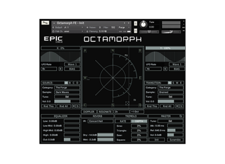 Epic Soundlab Octamorph Forge Edition