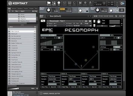 Epic Soundlab Resomorph