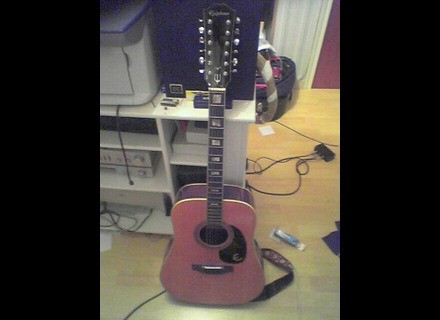Epiphone FT-165 Bard Deluxe 12-String
