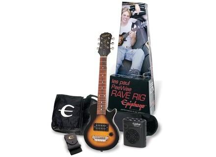 Epiphone Les Paul Pee Wee Rave Rig