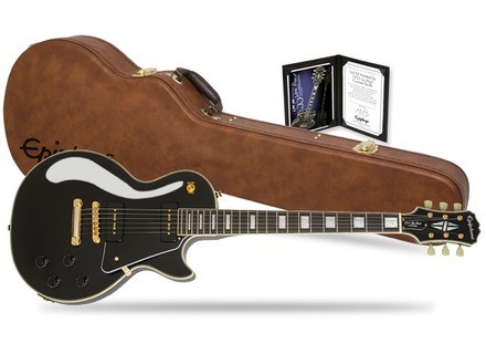 """Epiphone Litmited Edition 2016 Inspired by """"1955"""" Les Paul Custom Outfit"""