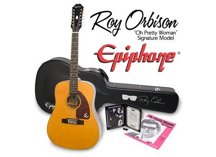 """Epiphone Roy Orbison """"Oh Pretty Woman"""" Signature Model"""