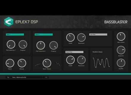 Eplex7 DSP BassBlaster