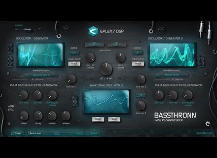 Eplex7 DSP Bassthron