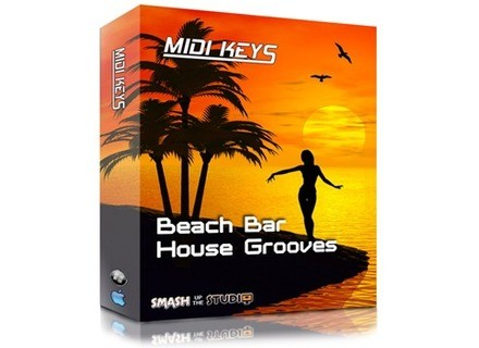 Equinox Sounds MIDI Keys: Beach Bar House Grooves