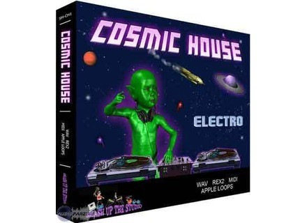 Equinox Sounds Smash Up The Studio : Cosmic House