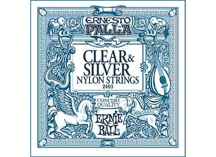 Ernie Ball Ernesto Palla Nylon Classical