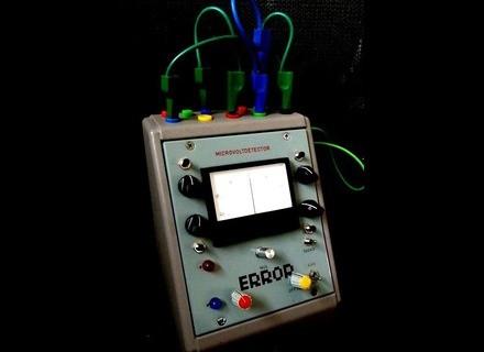 Error Instruments Candyreactor