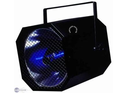 Eurolite Black gun uv spot 400 watts