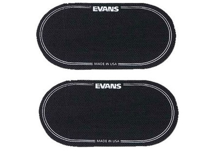Evans Patch de Grosse Caisse Nylon (Double Battes)