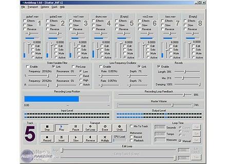 Evenfall [freeware] Ambiloop 1.50 RC3