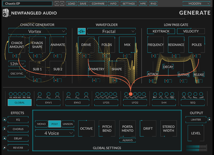 Eventide Generate by Newfangled Audio
