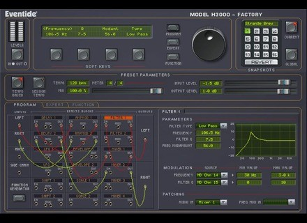 Eventide H3000 Factory Ultra-Harmonizer