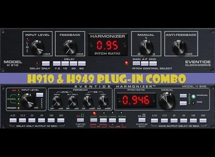 Eventide H910 & H949 Harmonizer Plug-in Combo