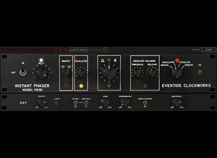 Eventide Instant Phaser MKII Plugin