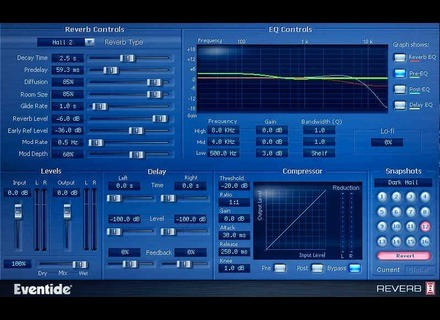 Eventide Reverb Plug-in
