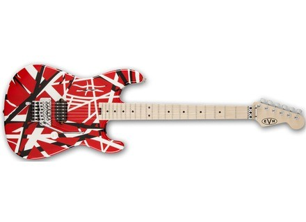 EVH Striped - Red