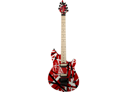 EVH Wolfgang Special Striped Limited Edition