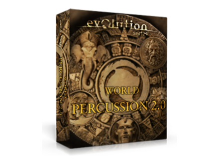 Evolution Series World Percussion 2