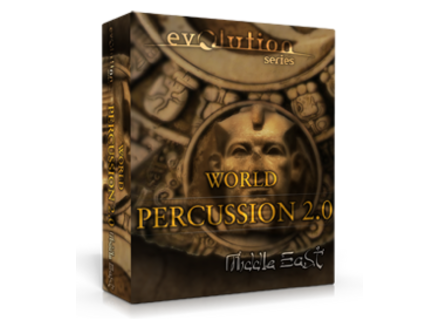 Evolution Series World Percussion 2 - Middle East