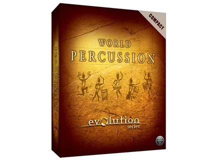 Evolution Series World Percussion Compact