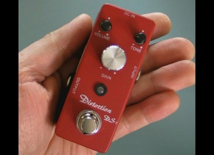 EX Amp DS-1 Distortion