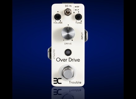 EX Amp TC-16 Trouble In Mind Overdrive
