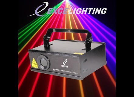 Excelighting Club 1000 RGB III