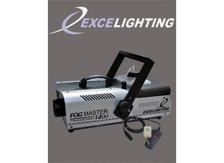 Excelighting Fog Master 1500
