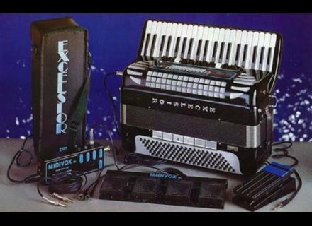 Excelsior MidiVox