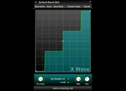 Exoplug X Wave