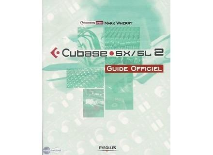 Eyrolles Cubase SX / SL 2 Guide Officiel