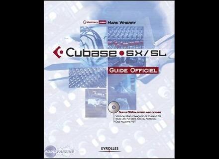 Eyrolles Cubase SX / SL guide officiel
