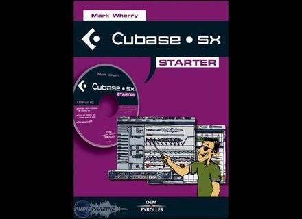 Eyrolles Cubase SX Starter