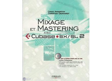 Eyrolles Mixage et Mastering avec Cubase SX/SL 2