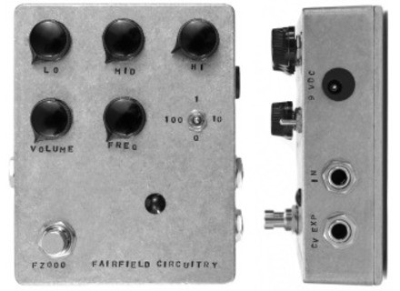 Fairfield Circuitry Four Eyes - Crossover Fuzz