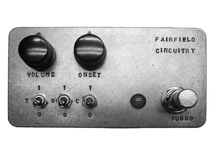 Fairfield Circuitry The Unpleasant Surprise - Experimental Fuzz/Gate