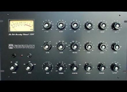 Fairman TRC Mk3