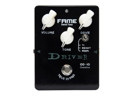 Fame OD-10 BL Drive Black Edition