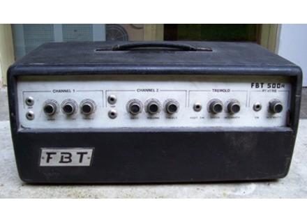 FBT 500 R