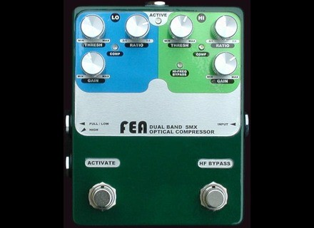 FEA Labs Dual Band SMX Optical Compressor