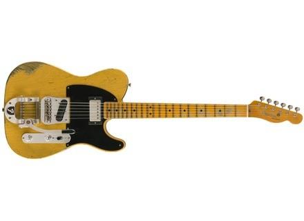 Fender 50s Vibra Tele Heavy Relic