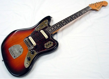 Fender '62 Jaguar Japan Reissue