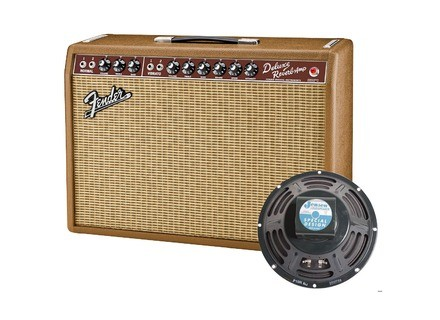 Fender '65 Deluxe Reverb Fudge Brownie FSR 2014