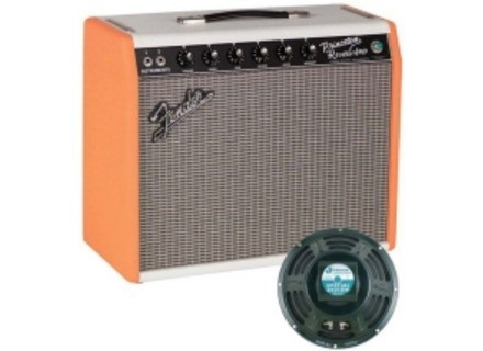 Fender '65 Princeton Reverb - Surf-Tone Tangerine Limited Edition 2012